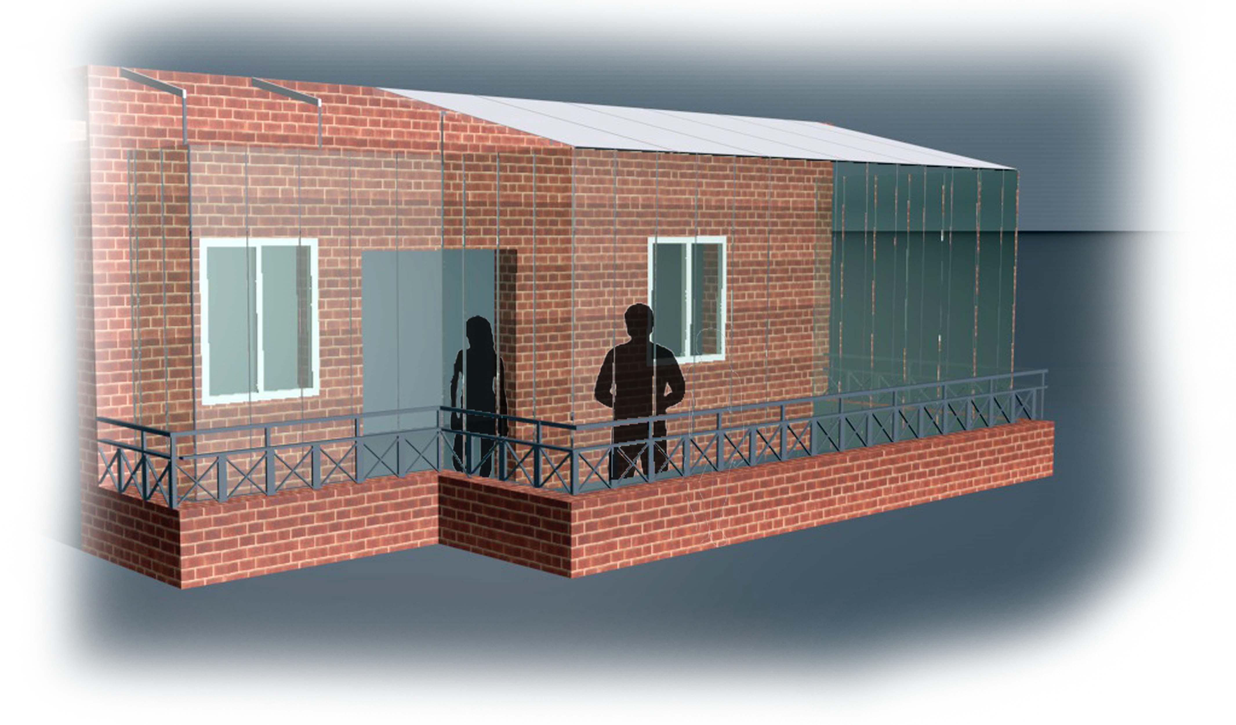 Foto principal cerramiento terraza
